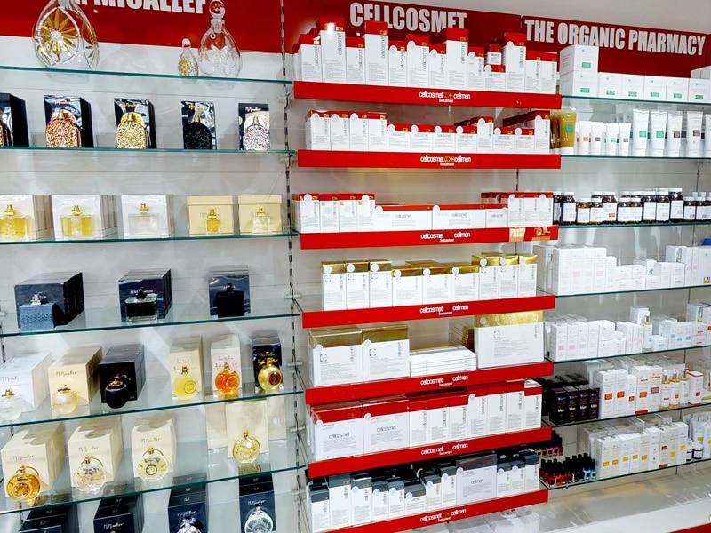 Parfumerie Montreux Suisse