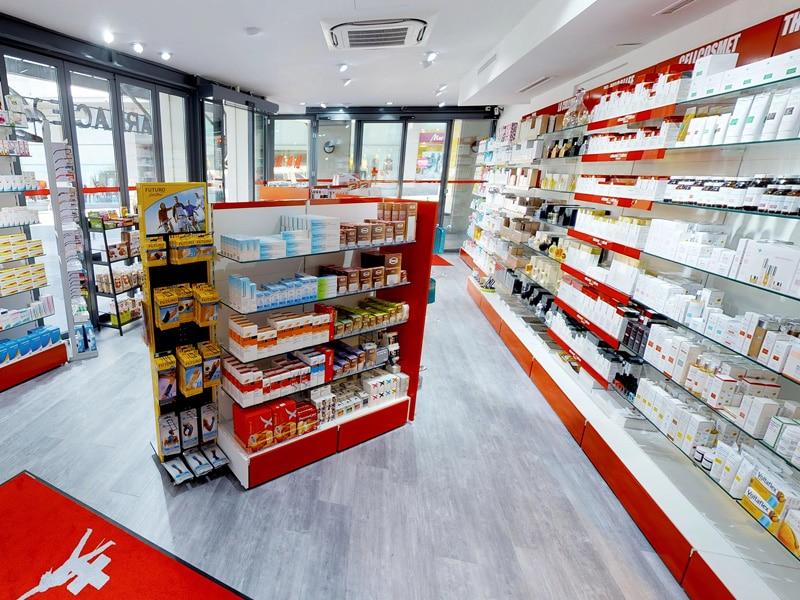 Pharmacie à Montreux