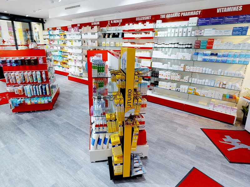 Pharmacie Montreux Horaires