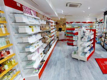 Pharmacie Ouverte Montreux