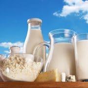 produits laitiers ostéoporose